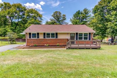 Roanoke Single Family Home For Sale: 3065 Woodway Rd