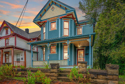 Single Family Home For Sale: 515 Elm Ave