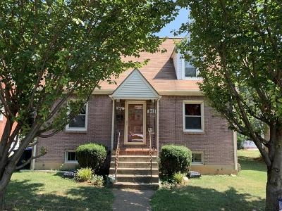 Roanoke Single Family Home For Sale: 3413 Forest Hill Ave