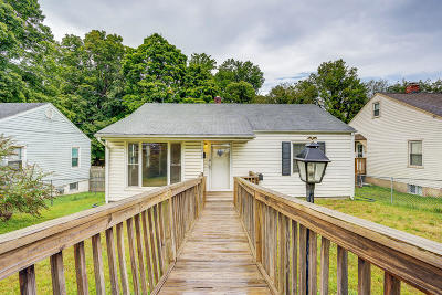 Roanoke Single Family Home For Sale: 2509 Westover Ave