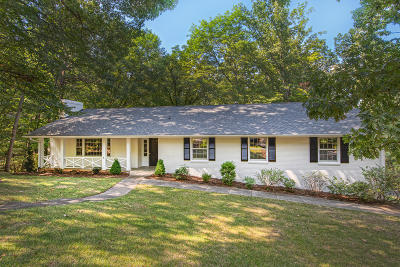 Roanoke City County Single Family Home For Sale: 3803 Bosworth Dr