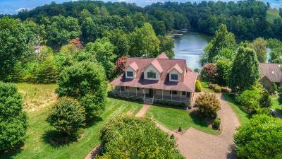 Single Family Home For Sale: 375 Lake View Point