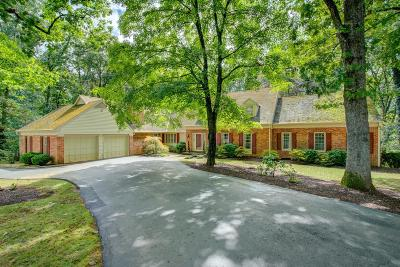 Roanoke County Single Family Home For Sale: 5141 Crossbow Cir