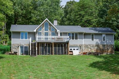 Single Family Home For Sale: 135 Bluewater Dr