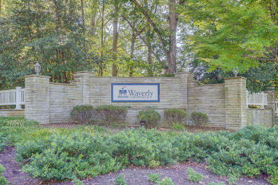 Single Family Home For Sale: 235 Waverly Ln