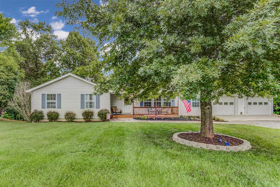 Vinton Single Family Home For Sale: 1603 Atkinson Hollow Rd