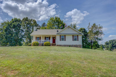 Bedford County Single Family Home For Sale: 1918 Virginia Woods Dr