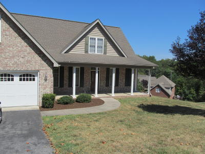Salem Single Family Home For Sale: 958 Red Ln