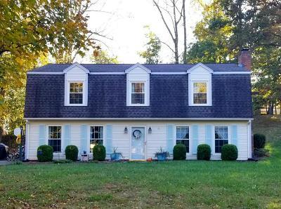 Blue Ridge Single Family Home For Sale: 57 Beachmont Dr