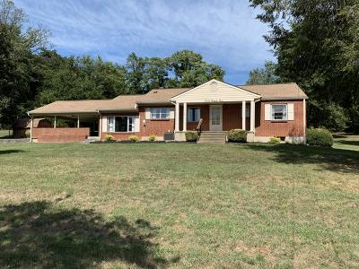Roanoke County Single Family Home For Sale: 4909 Bower Rd