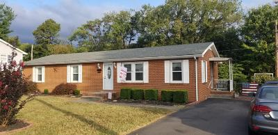 Salem Single Family Home For Sale: 469 Keesling Ave