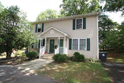 Bedford VA Multi Family Home For Sale: $194,900