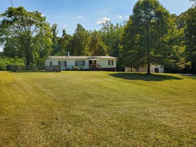 Goodview VA Single Family Home For Sale: $109,950