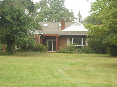 Roanoke County Single Family Home For Sale
