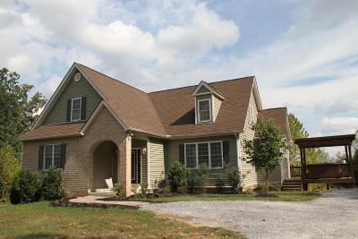 Bedford VA Single Family Home For Sale: $325,000