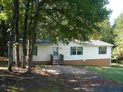 Goodview VA Single Family Home For Sale: $129,000