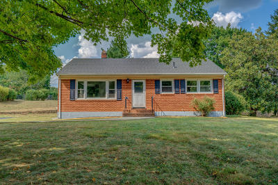 Roanoke County Single Family Home For Sale: 4915 Woodmar Dr SW