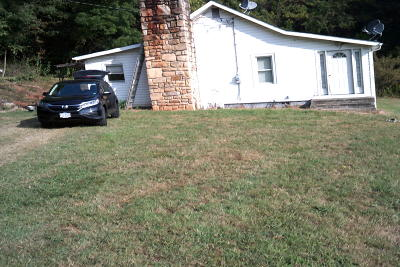 Salem Single Family Home For Sale: 5057 Poor Mountain Rd