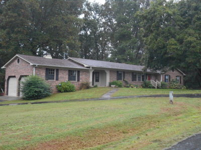 Charlotte County Single Family Home For Sale: 615 Wards Fork Mill Rd