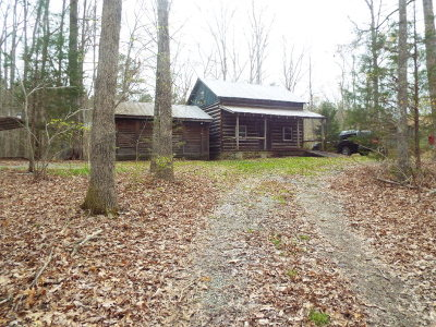 Halifax County Single Family Home For Sale: 1120 McDonald Rd