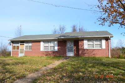 Single Family Home For Sale: 860 Staunton Hill Rd
