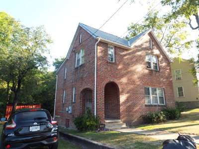 Single Family Home For Sale: 1100 Edmunds St.