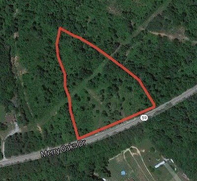 Charlotte County Residential Lots & Land For Sale: Merry Oaks Rd