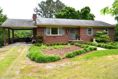 Charlotte County Single Family Home For Sale: 122 Wards Road
