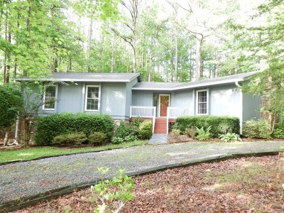 Mecklenburg County Single Family Home For Sale: 314 Bethany Drive