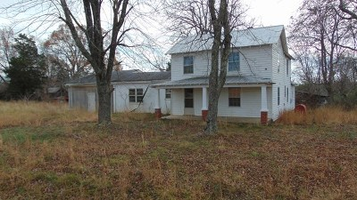 Nathalie VA Single Family Home For Sale: $129,000