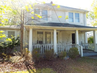 Halifax County Single Family Home For Sale: 5131 Mt. Laurel Rd.