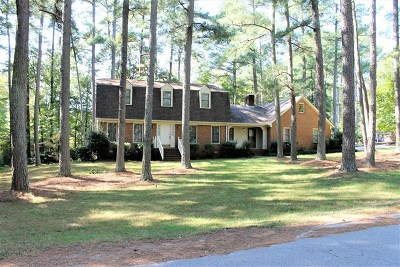 Mecklenburg County Single Family Home For Sale: 835 West High Street