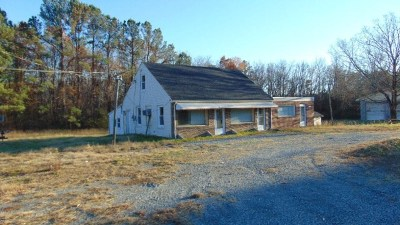 Scottsburg VA Commercial For Sale: $119,900