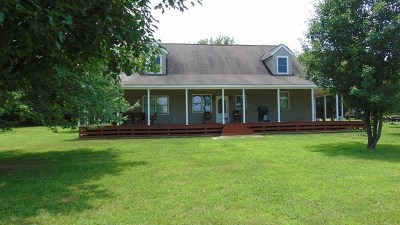 Single Family Home For Sale: 1240 Wilkins Rd