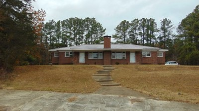 Halifax County Single Family Home For Sale: 5098 Philpott Rd