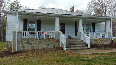 Halifax County Single Family Home For Sale: 5124 Huell Matthews Hwy