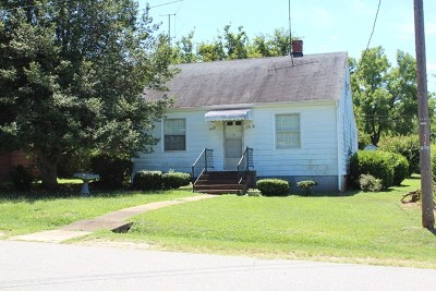 Charlotte County Single Family Home For Sale: 128 Wilson St.