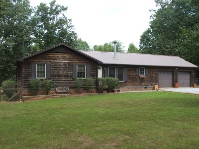 Charlotte County Single Family Home For Sale: 1805 County Line Road