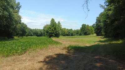 Residential Lots & Land For Sale: Rock Barn Rd
