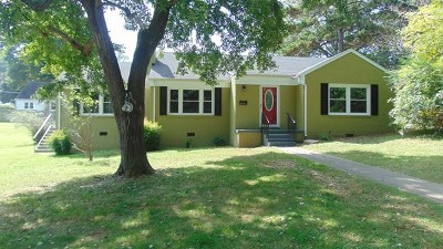 Halifax County Single Family Home For Sale: 1807 Irish St