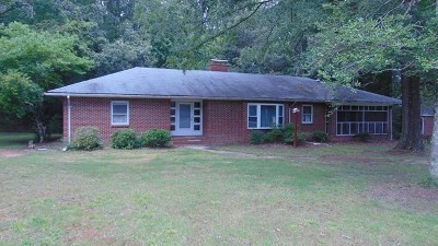 Halifax County Single Family Home For Sale: 2050 Mountain Rd