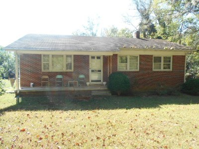 Charlotte County Single Family Home For Sale: 144 Thompson Road
