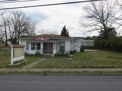 Mecklenburg County Commercial For Sale: 426 E. Atlantic St.