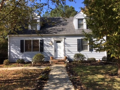 Mecklenburg County Single Family Home For Sale: 507 N Lunenburg Avenue