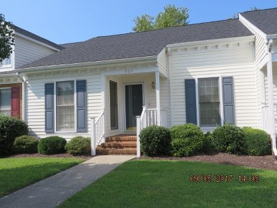 Mecklenburg County Single Family Home For Sale: 803 Lee's Court
