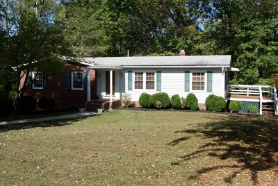 Mecklenburg County Single Family Home For Sale: 607 Pleasant Street