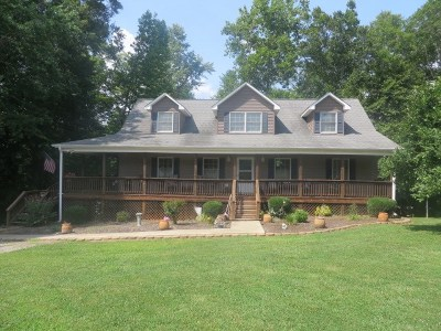 Mecklenburg County Single Family Home For Sale: 335 Alexander Dr