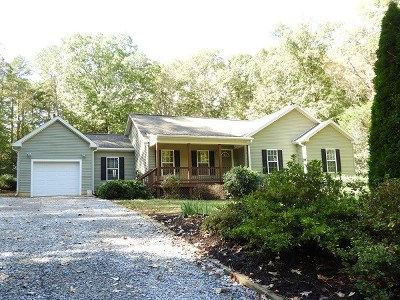 Mecklenburg County Single Family Home For Sale: 909 St. Tammany Drive