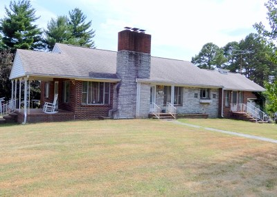 Mecklenburg County Single Family Home For Sale: 709 Virginia Ave