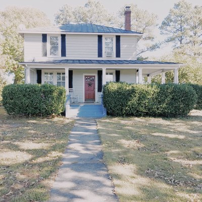 Mecklenburg County Single Family Home For Sale: 5438 Craig Mill Road